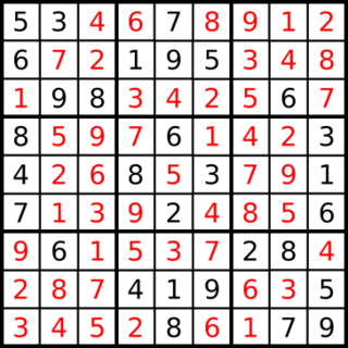 solving every sudoku puzzle