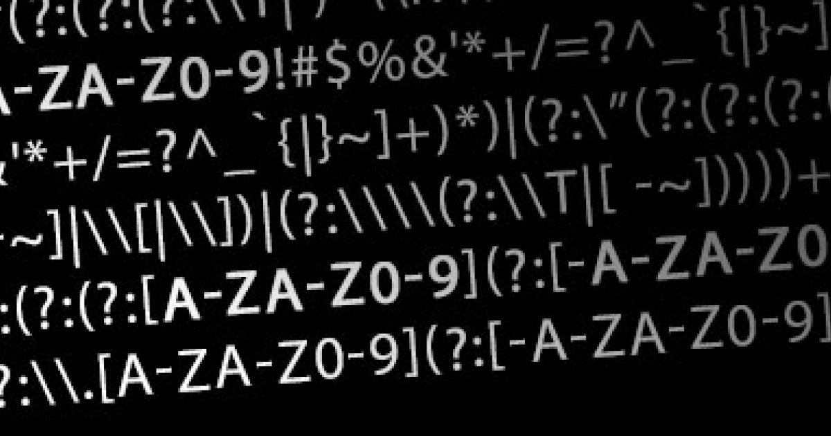 Regular Expressions and Grouping Sets